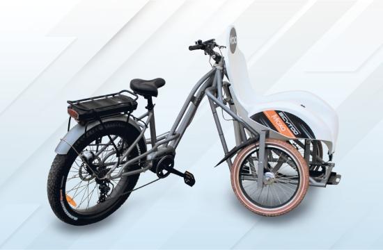 Vélos électriques moxo